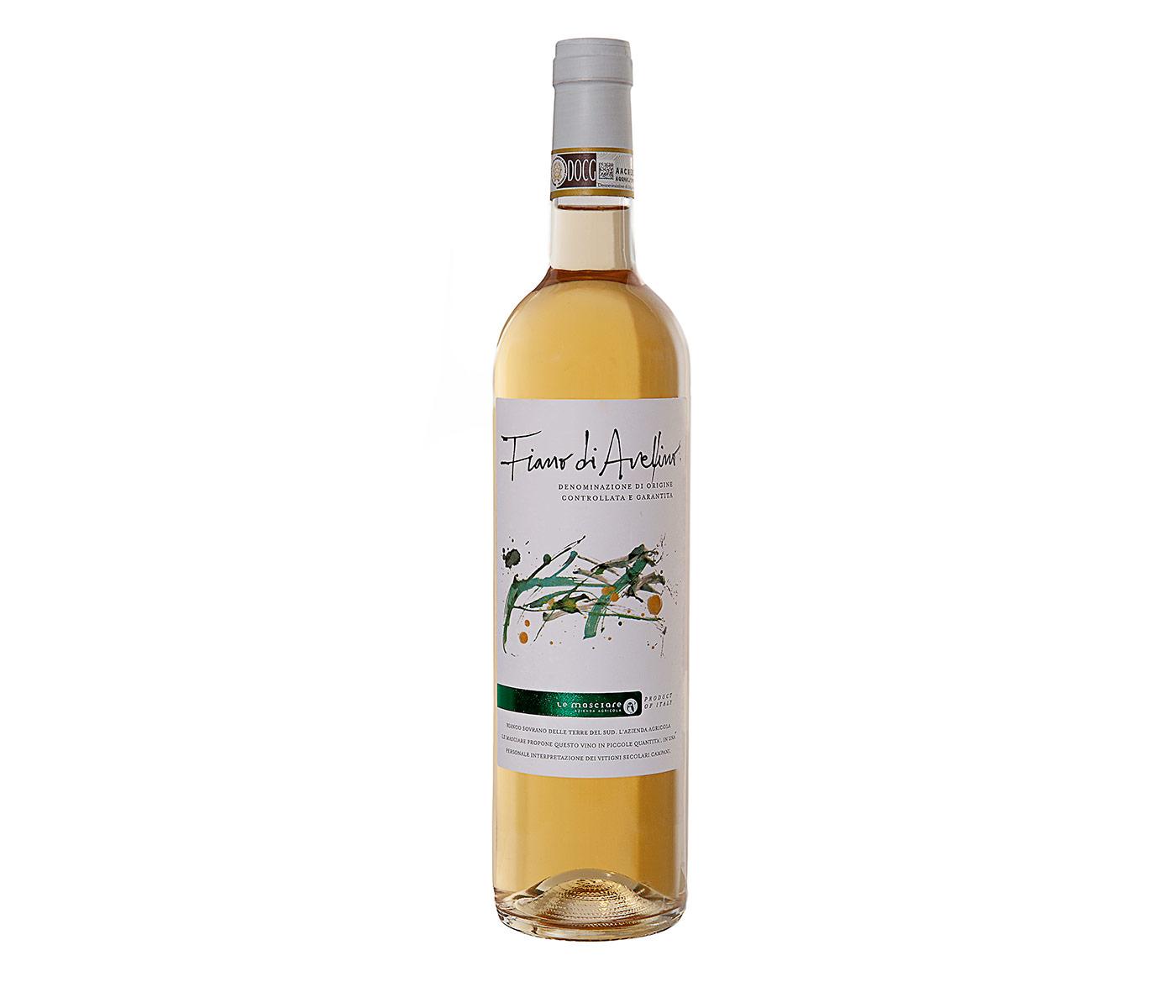 Vino Fiano di Avellino DOCG - Le Masciare