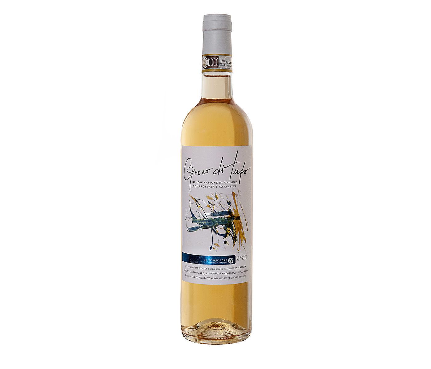 Vino Greco di Tufo DOCG - Le Masciare